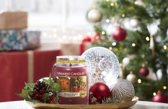 Yankee Candle Holiday Hearth