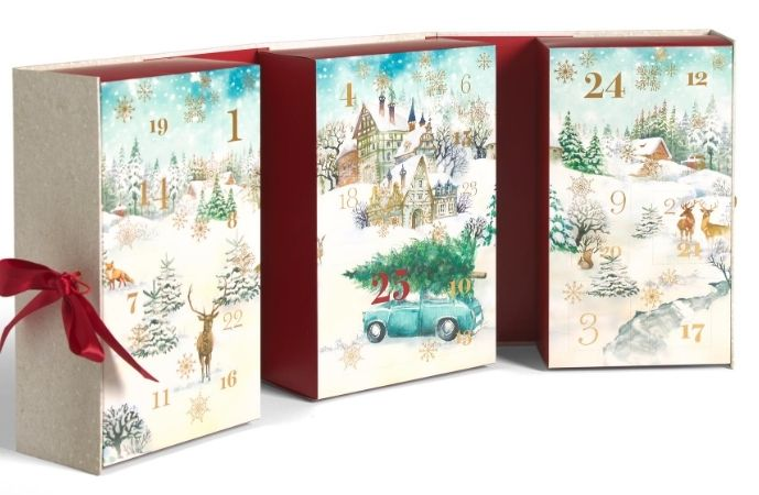 Yankee Candle Christmas 2020: Advent Book