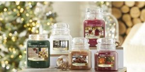 Yankee Candle Magical Christmas Morning 2020 Collection