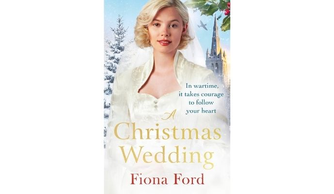 A Christmas Wedding by Fiona Ford £6.55