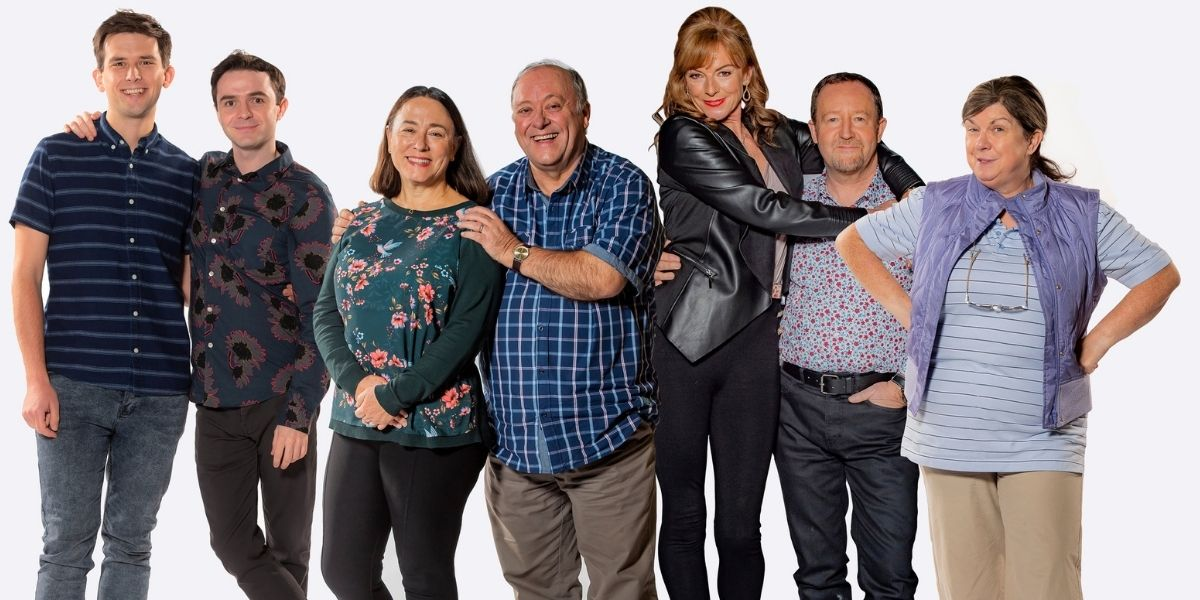 BBC Two Two Doors Down Christmas Special