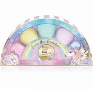 Baylis & Harding Beauticology Unicorn Rainbow Fizzers Gift set