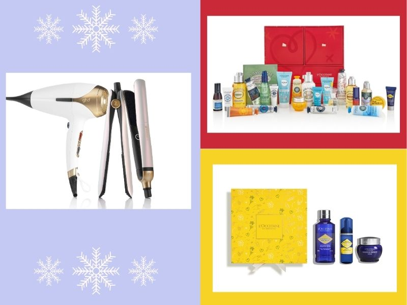 Christmas Gift Guide Beauty Lovers 2020