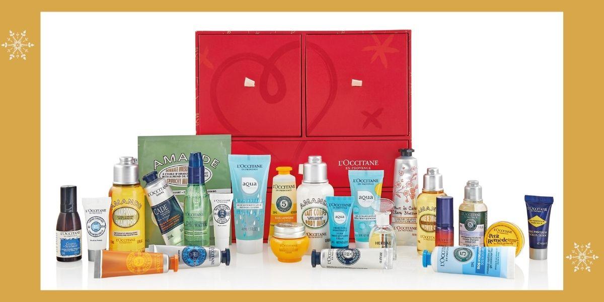 L'Occitane De L'Avent My Advent Box Luxury Beauty Advent Calendar 2020