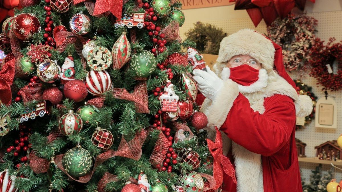 Selfridges Once Upon A Christmas shop