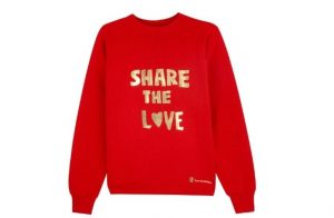 Share the Love Christmas Jumper