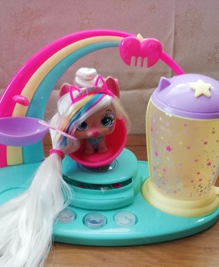 VIP Pets Hair Salon Play set