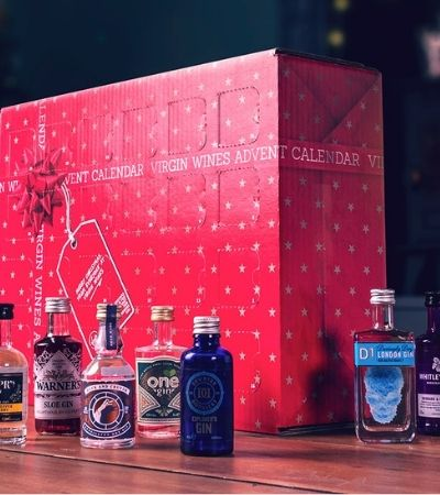 Virgin Gin Advent Calendar 2020