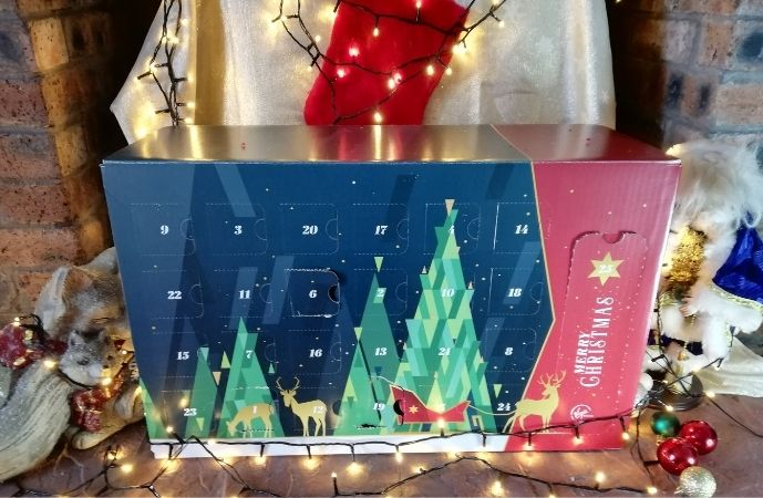 Virgin Wines 2020 Advent Calendar - Mixed