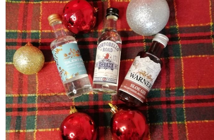 Virgin Wines Gin Advent Calendar 2020 - Gins Included