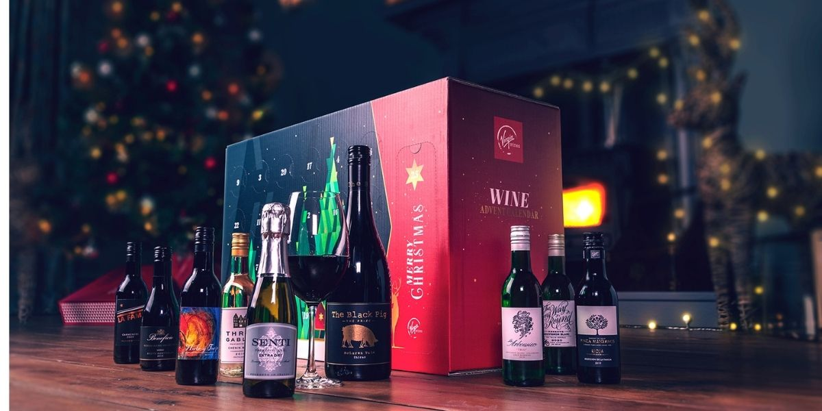Virgin Wines 2020 Advent Calendar - Mixed Wines