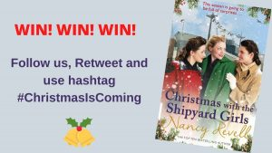 WIN A Christmas Wish for the Shipyard Girls by Nancy Revell