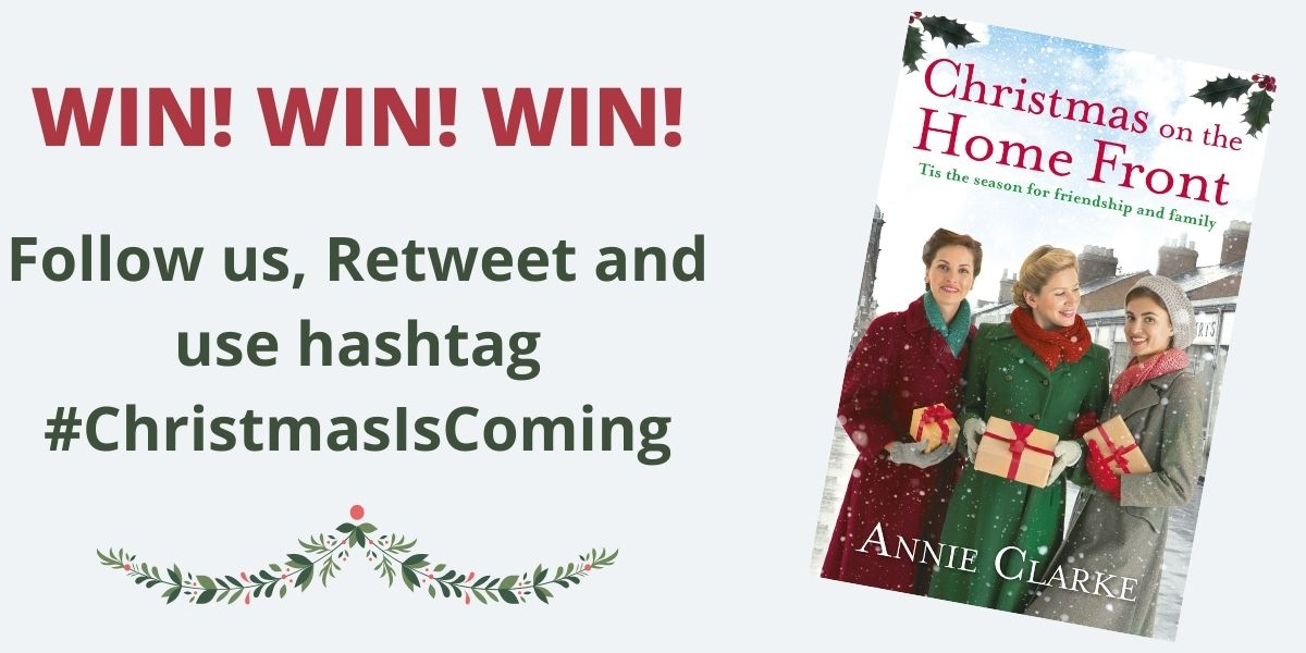 WIN 'Christmas on the Home Front' by Annie Clarke