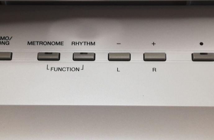Yamaha Music London P-125 Digital Piano Functions