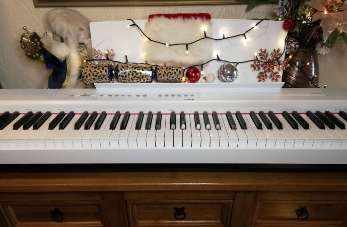 Yamaha Music London P-125 Digital Piano