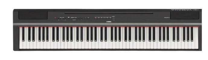Yamaha Music London P-125 Digital Piano - Black