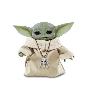 "5.0 (4) Ref:189189 Star Wars The Child ""Baby Yoda"" Animatronic Edition Mandalorian"