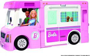 Barbie Dream Campervan
