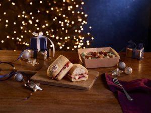 Costa Coffee Brie & Bacon Panini