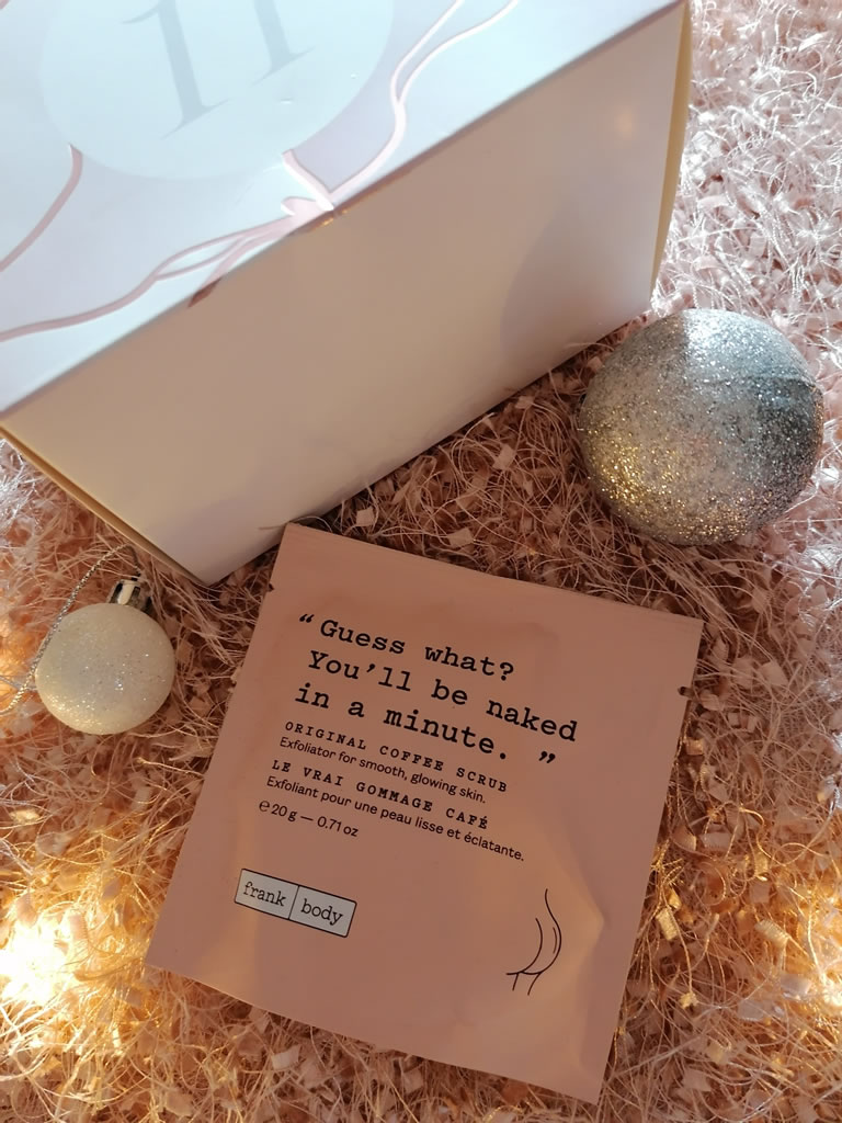 Glossybox Reason To Be Happy Advent Calendar Day 11