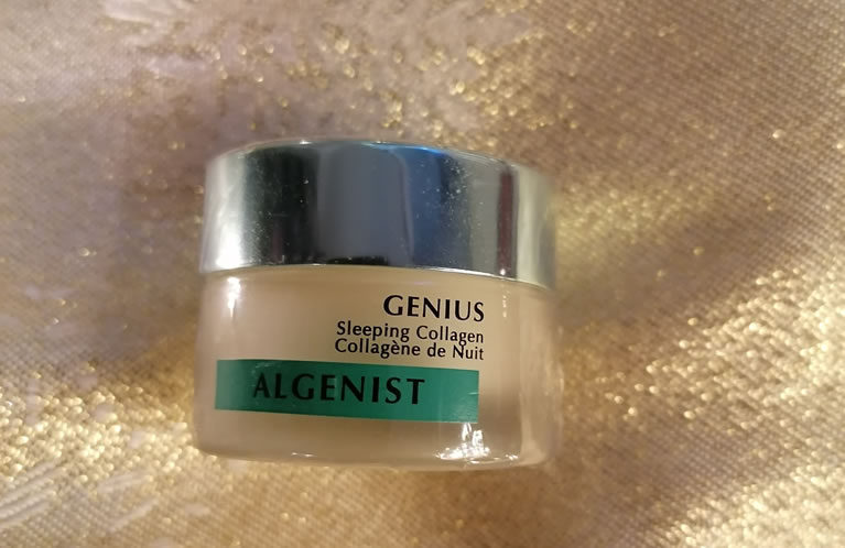Image Of Algenist GENIUS Sleeping Collagen