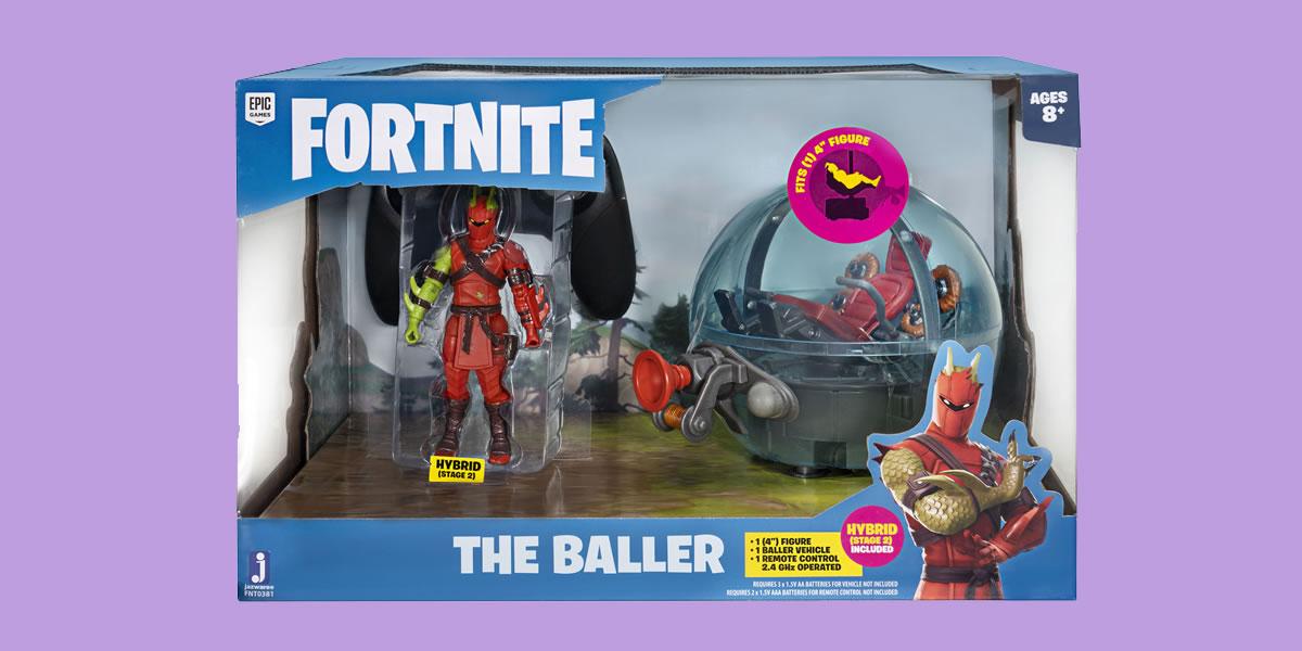 Image Of Fortnite RC The Baller