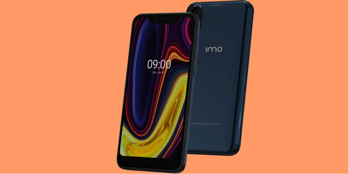 Image of IMO Q4 Pro mobile phone