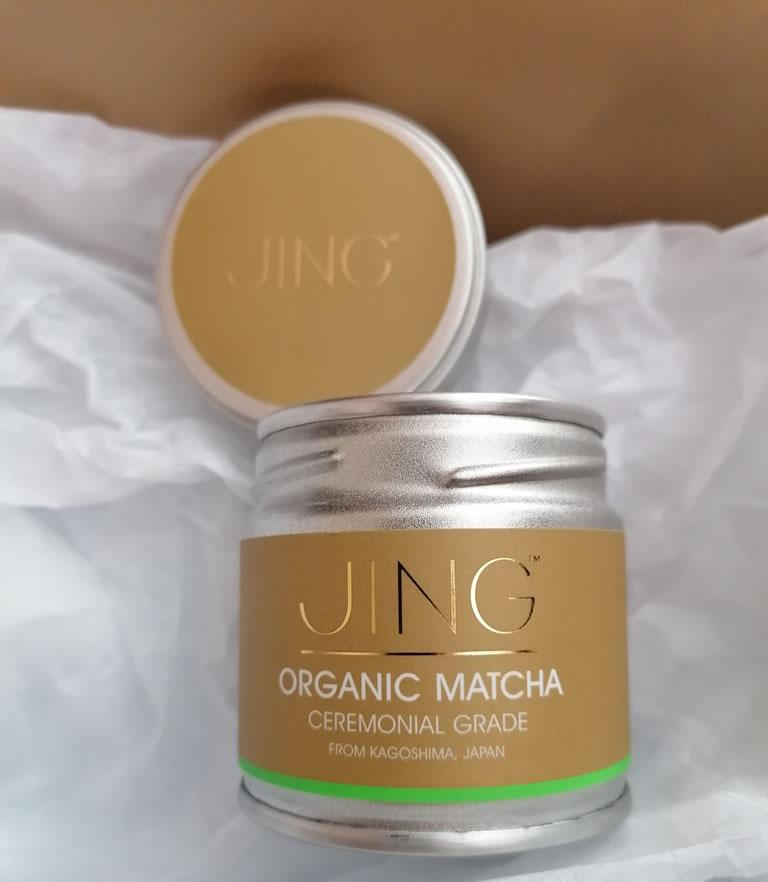 Image Of Jing Tea Matcha Tin