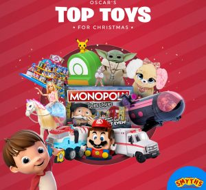 Image of Smyths Toys Superstores Christmas toys 2020
