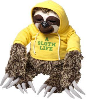 John Adams Snax The Sloth