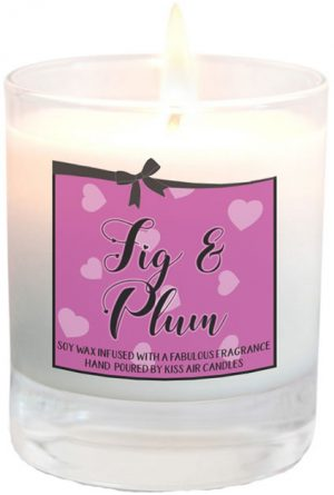 Image of Kiss Air Fig & Plum Candle