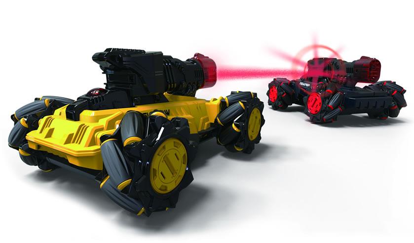 Image of Laser Battle Hunters