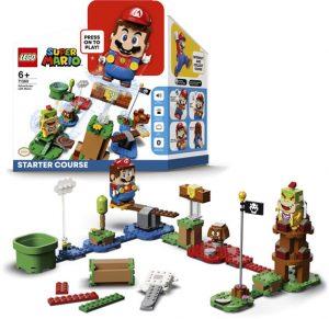 LEGO 71360 Super Mario Adventures with Mario Starter Course Toy Game