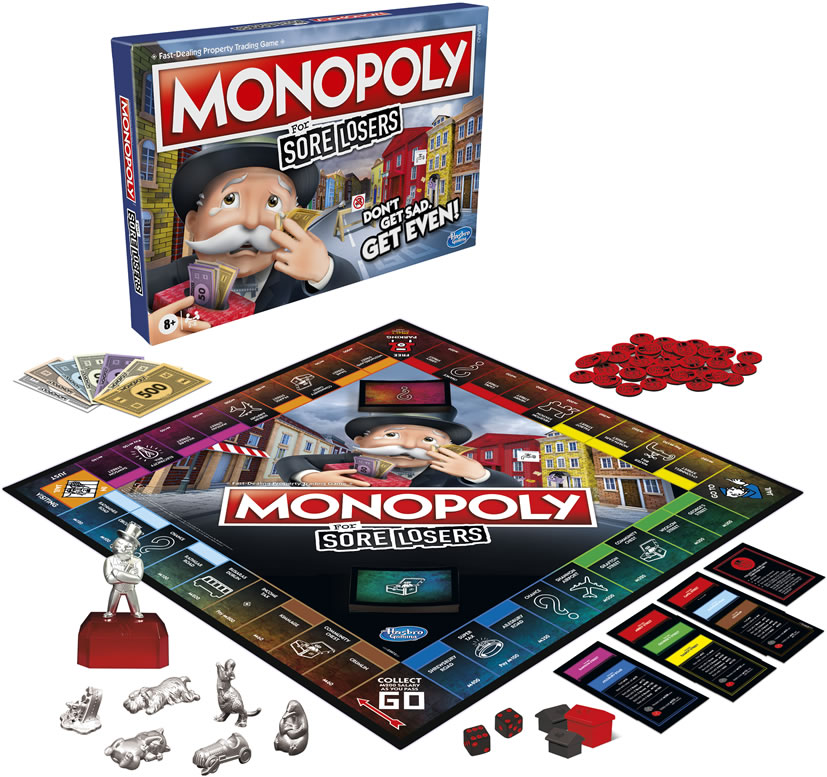 Imag of Monopoly for Sore Losers