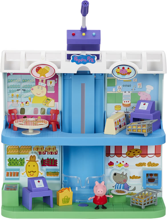 Image of Peppa Pig Shopping Centre