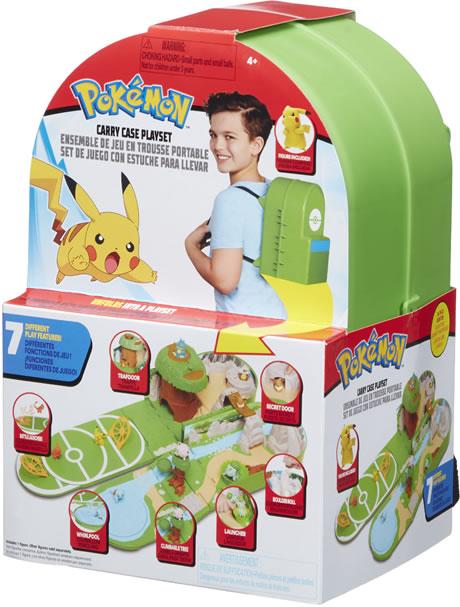 Image of Pokemon Carrycase Playset