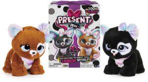 Present Pets Glitter Puppy Interactive Plush Pet Toy Assortment