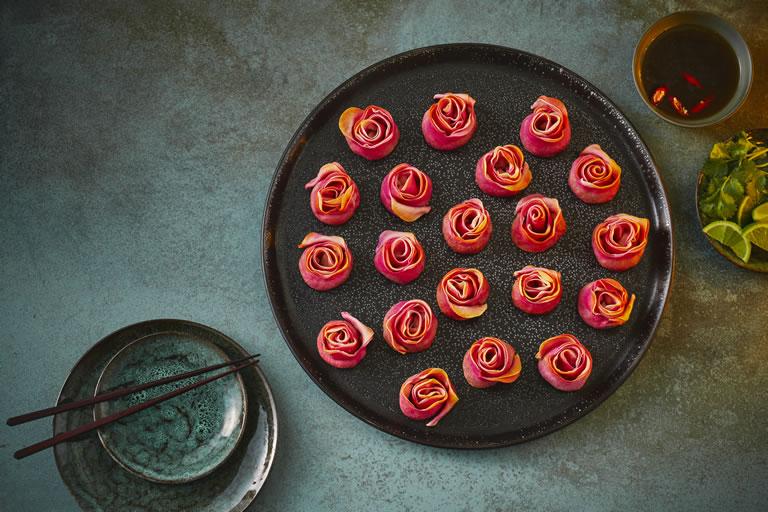 Sainsburys Prawn Roses
