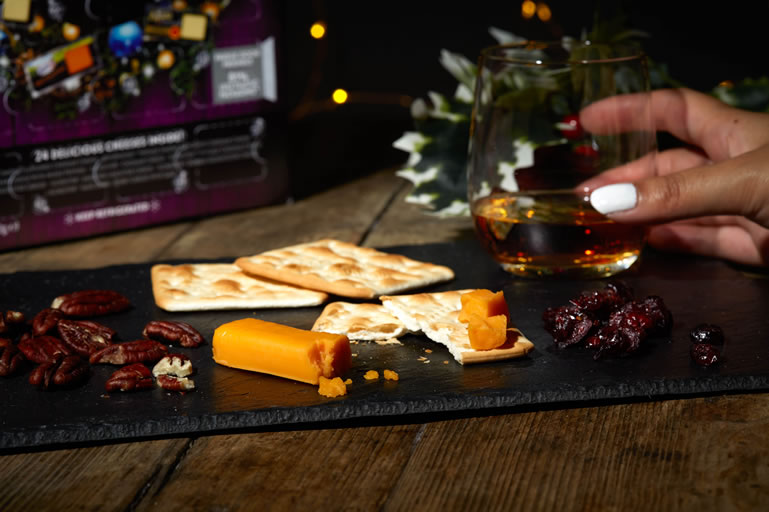 The Cheese Advent Calendar