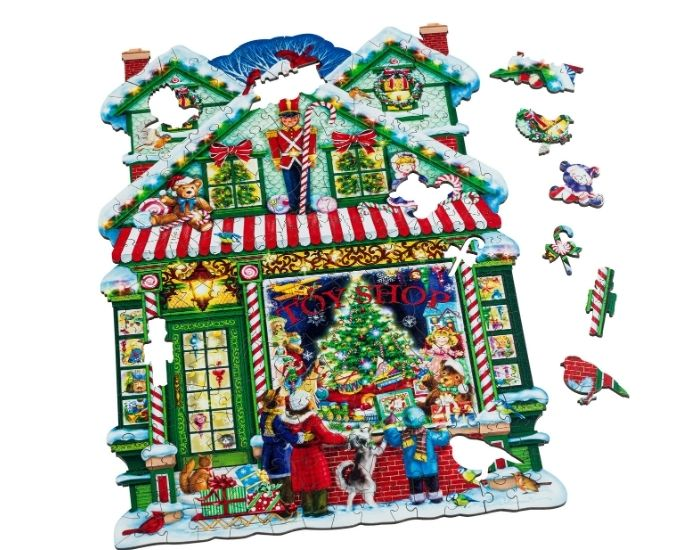 Wentworth Puzzle - The Toy Shop