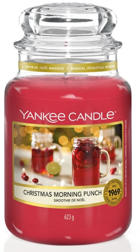 Image of Yankee Candle Christmas Morning Punch