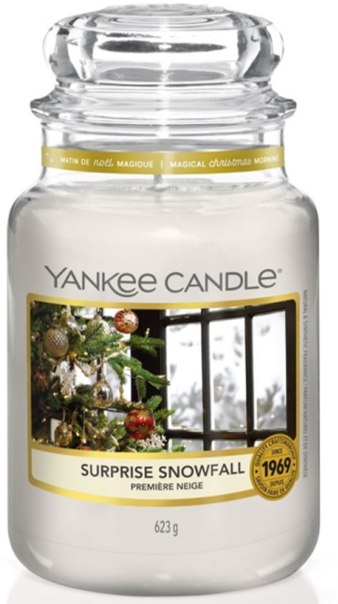 Image of Yankee Candle Surprise Snowfall