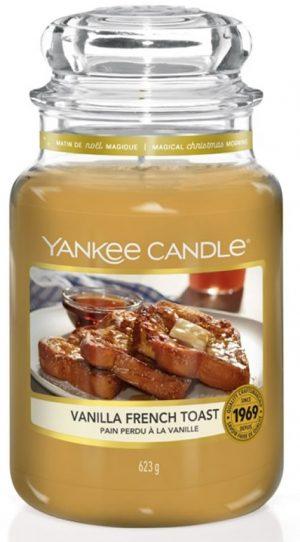 Image of Yankee Candle Vanilla French Toast