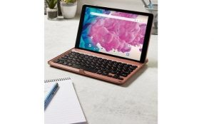 10 Inch Android 16GB Tablet with Keyboard Was £99.99. Now £74.99