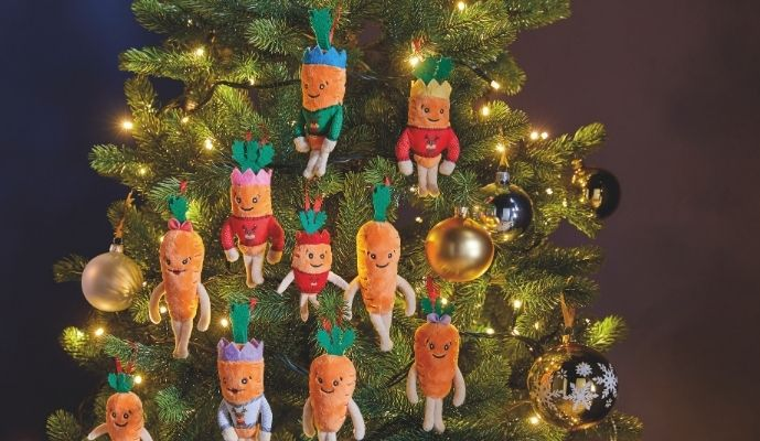 Aldi Christmas Tree Decorations