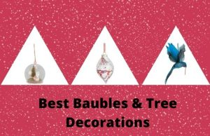 Best Baubles & Tree Decorations