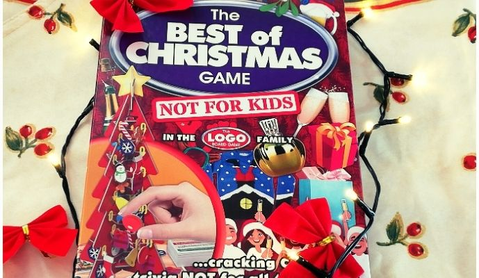 Drumond Park The Best of Christmas Not For Kids Game Box