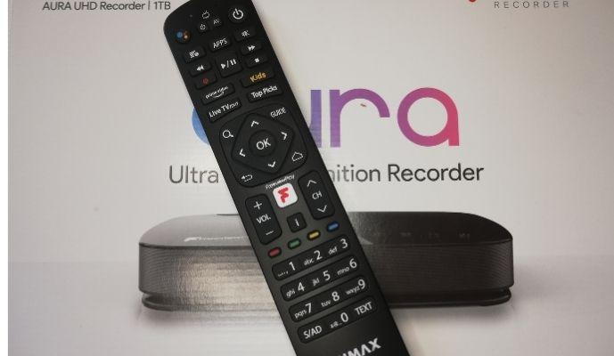 Humax Aura Remote