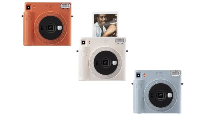 Instax SQUARE SQ1 Instant Cameras - All Colours