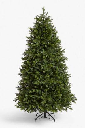 John Lewis and Partners 7ft Brunswick Spruce Unlit Christmas Tree